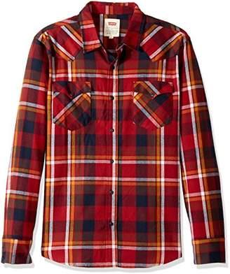 Levi's Men's Mai Flannel Shirt