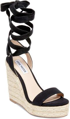 Steve Madden Women's Sweeter Wedge Sandals