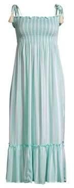 Cool Change Piper Toiny Stripe Midi Dress