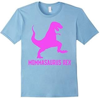 Mommasaurus Rex shirt for women fun slogan dinosaur shirt