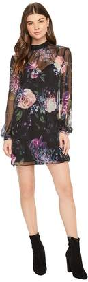 The Jetset Diaries Peony Mini Dress Women's Dress