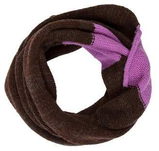 Dries Van Noten Wool Infinity Scarf