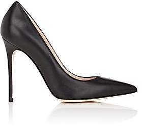 Barneys New York Women's Nappa Leather Pumps - Black