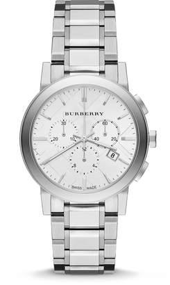 Burberry BU9750 38mm Silver Steel Bracelet & Case Anti-Reflective Sapphire Women's Watch