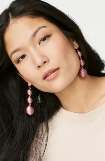 Women's Baublebar Shimmer Crispin Drop Earrings 2