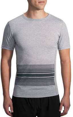 Brooks Distance Performance Short-Sleeve Shirt - Men's