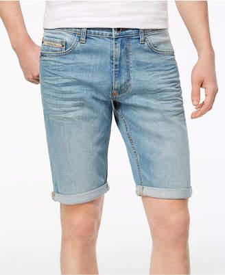 Calvin Klein Jeans Men's Sun & Ocean Five-Pocket Denim Shorts