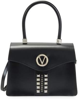 Mario Valentino Valentino By Melanie Studded Leather Satchel