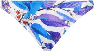 Gottex Floral Bikini Briefs