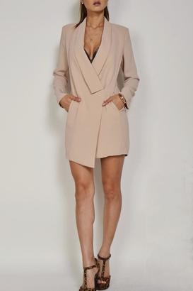 Do & Be Pocket Tuxedo Dress $108 thestylecure.com