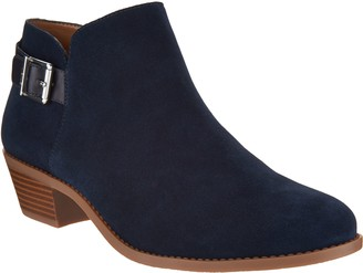 Vionic Ankle Boots with Buckle - Millie
