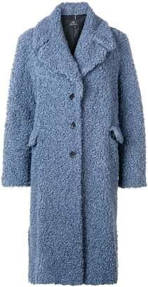 Paul Smith long single-breasted coat