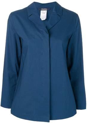 Max Mara concealed button shirt