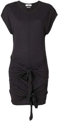 double tie dress - Black Isabel Marant IHmkeVD0