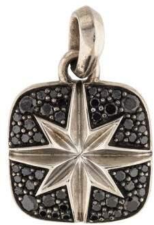 David Yurman Black Diamond Pendant