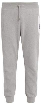 Moncler Gamme Bleu Basic Slim Leg Cotton Track Pants - Mens - Grey