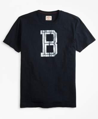 Brooks Brothers (ブルックス ブラザーズ) - 【オンライン限定 Fall Sale】Red Fleece コットン スラブジャージー レタード Tシャツ