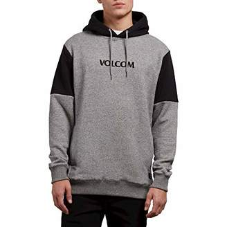 Volcom Men's Profile Pullover Hooded Fleece Sweatshirt
