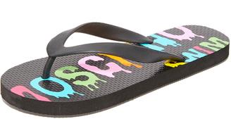 Moschino Moschino Flip Flops $70 thestylecure.com