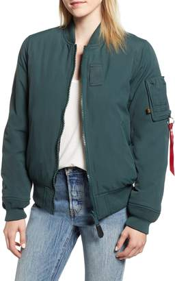 Alpha Industries MA-1 Down Bomber Jacket