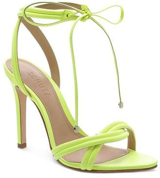 Schutz Women's Yvi Strappy High-Heel Sandals
