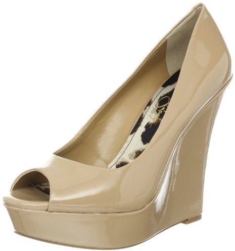 Jessica Simpson Women's Flower Wedge ...