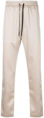 Cmmn Swdn beige track pants