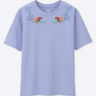 Uniqlo WOMEN Studio Sanderson For Graphic T-Shirt
