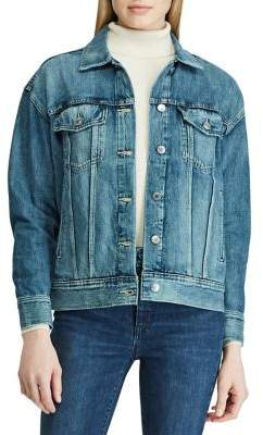 Lauren Ralph Lauren Relaxed-Fit Denim Jacket