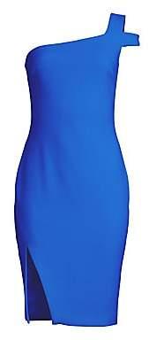 LIKELY Women's One-Shoulder Sheath Dress