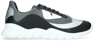 Fendi Monster Eyes Runner Sneakers