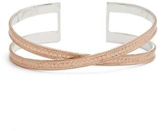 Anna Beck Crisscross Cuff Bracelet