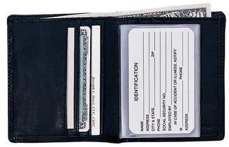 Royce New York Men'S Slim Bifold Wallet
