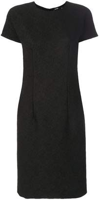 Aspesi textured fitted dress