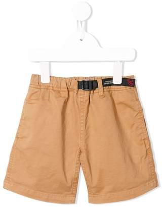 Denim Dungaree classic shorts