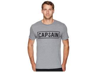 NAVAL Captain Fin Captain Tee
