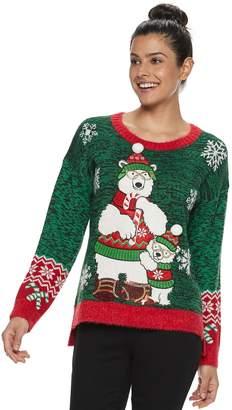Women's Holiday Crewneck Sweater