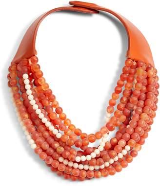 Fairchild Baldwin Amelia Bella Beaded Collar Necklace
