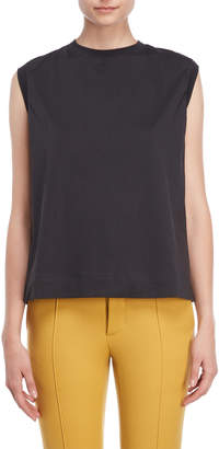 Marni Stretch Tie-Back Muscle Tee