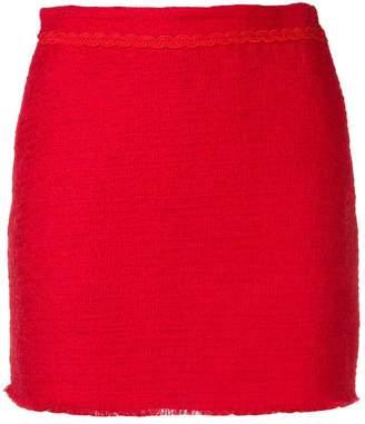 Ermanno Scervino high-waisted mini skirt
