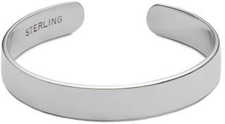 Empire SilverTM Plain Sterling Baby Bracelet