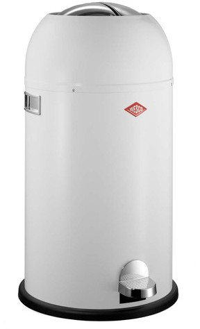 Wesco Kickmaster 7.5 Gallon White