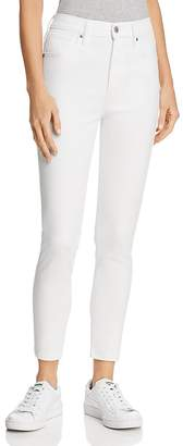 Levi's Mile High Ankle Skinny Jeans in Western White