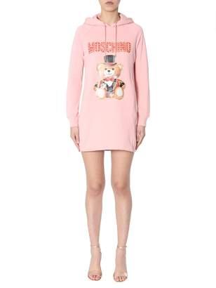 Moschino Cotton Fleece Dress