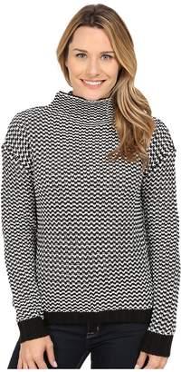 Sanctuary Roller Mock Sweater Women's Sweater