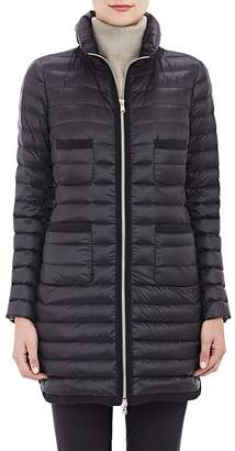 Moncler Women's Down-Quilted Bogue Coat