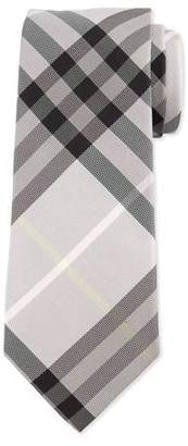 Burberry Check Silk Tie, Dusty Pink $190 thestylecure.com