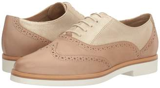 Geox W JANALEE 6 Women's Lace Up Wing Tip Shoes