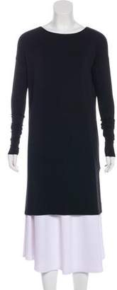 Vince Long Sleeve Knee-Length Dress w/ Tags