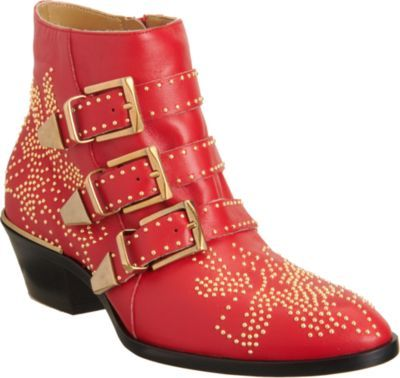 Chloé Susan Studded Ankle Boot